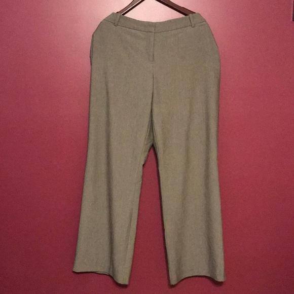 Worthington Plus Size Dress Slacks (Curvy Fit)